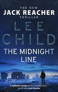 The-Midnight-Line-Jack-Reacher-22-Lee-Child-9780593078174