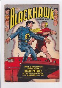 Blackhawk-46-Nov-1951-Quality-Comics-1st-Death-Patrol-Crandall-Ward-VG