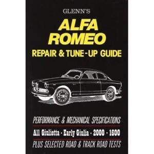 ALFA-ROMEO-GIULIETTA-GIULIA-TI-Service-Repair-Workshop-Manual-Owners-Handbook
