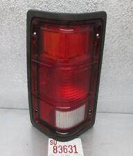 1992-1996 Dodge Dakota Left Driver Genuine OEM tail light 31 1C1