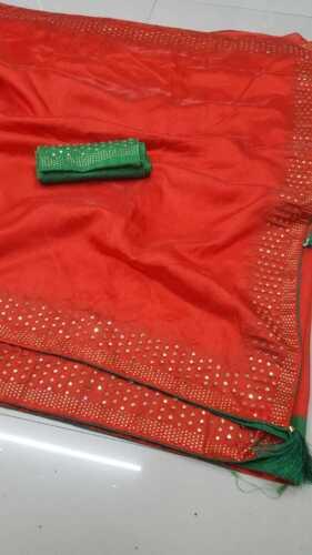 Indian-Ethnic-Bollywood-Beautiful-Designer-Wear-silk-cotton-Banarasi-Sari UK 168