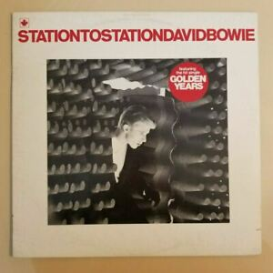 STATION-TO-STATION-LP-by-DAVID-BOWIE-EARLY-PRESSING-APL1-1327-EX-VG