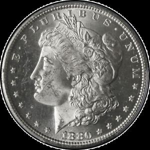 1880-S-Morgan-Silver-Dollar-PCGS-MS63-Blazing-White-STOCK