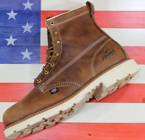 Thorogood-American-Heritage-6-034-Safety-Steel-Toe-Work-FACT-2nd-Boot-USA-804-4374