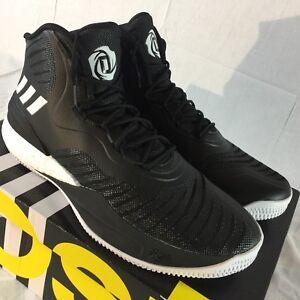 06fd9a66933 Adidas SM D Rose 8 NBA   NCAA Men s Size 12.5 BOOST Basketball Shoes ...