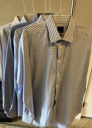 David Donahue Men's Dress Shirts Lot of 5
