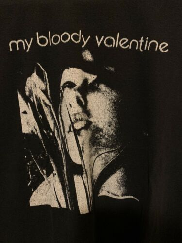 My Bloody Valentine Shirt Realise EP