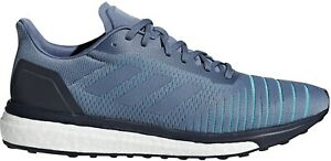 the best attitude 997d0 0ffc6 Image is loading adidas-Solar-Drive-Boost-Mens-Running-Shoes-Grey