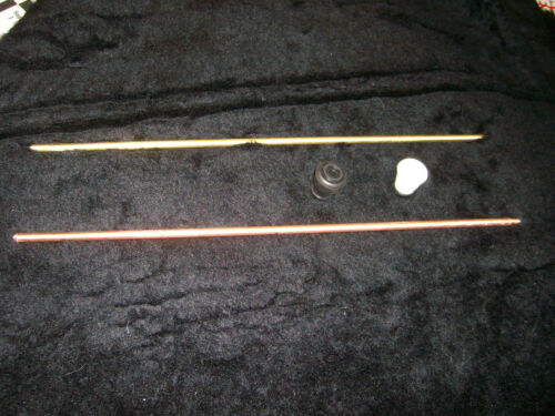 floor peg for bass clarinet new light weight