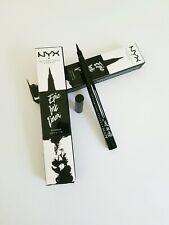 NYX EIL01 Professional Makeup Epic Ink Liner - Black