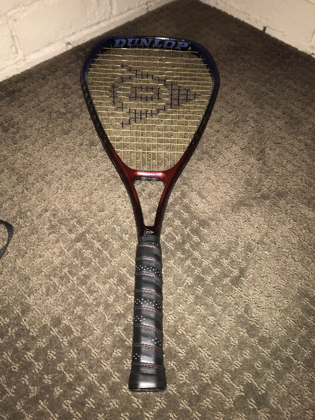 Dunlop Sniper Near New Strung, Grip3-Hard To Find Rare Design Model