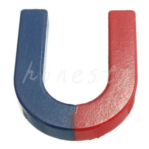 Traditional Mini U Shaped Horseshoe Magnet Kids Toy Stocking Filler Party Bags
