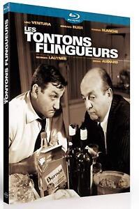Les Tontons flingueurs [Blu-ray] Lino Ventura - NEUF