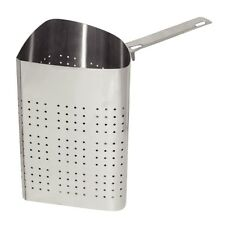 Vogue Pasta Basket Cooking Utensil Food Kitchen Stainless Steel Drain Pasta
