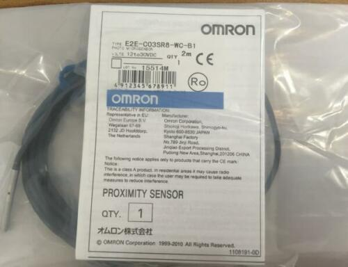 1PC New OMRON E2E-C03SR8-WC-B1  free shipping #LRR