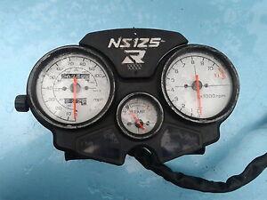Honda Nsr125 Clocks Ns125r Speedo Nsr 125 Instruments Ns125r