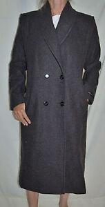 Manteau taille grise en 6 petite Matthews laine femme Nouveau pour Stephanie UEaqx7