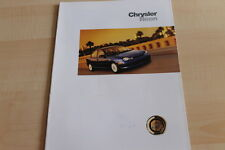 131073) Chrysler Neon Prospekt 11/1996