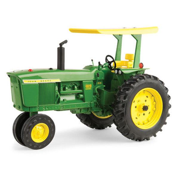 Nouveau John Deere 4020 Tracteur, PRESTIGE COLLECTION, échelle 1 16, Âge 14+ (LP53347)