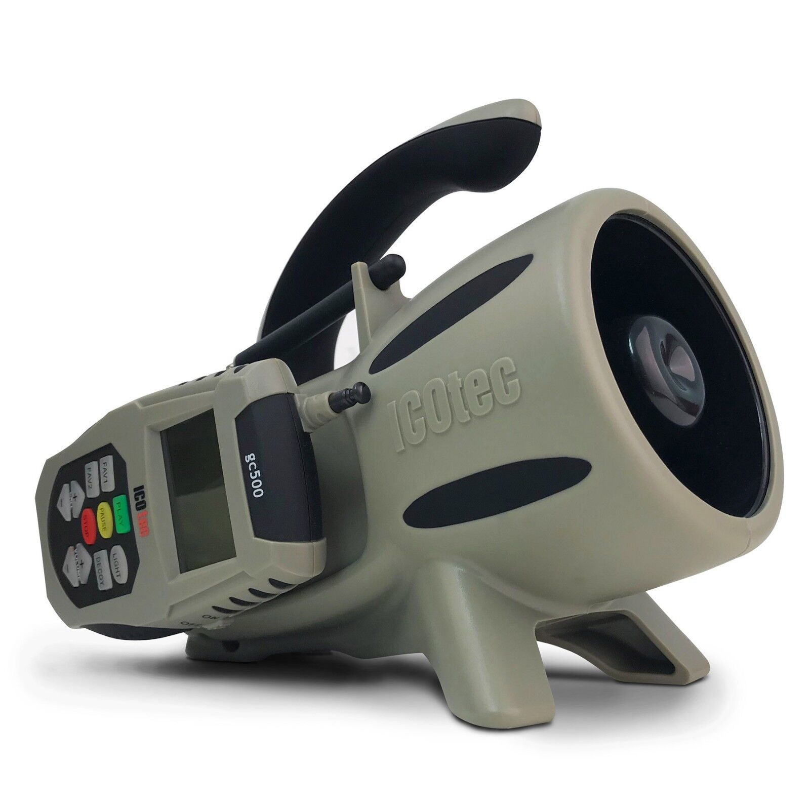 Best Fox Call - ICOtec GEN2 GC500 Remote Programmable Electronic FOX CALL