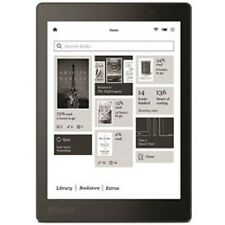 Kobo Aura One Waterproof eReader Wi-Fi 7.8'' 8 GB Black Touchscreen Japan New