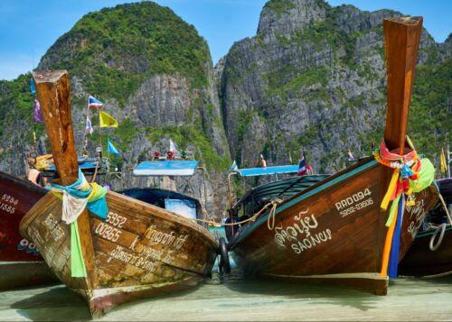 63449 Puzzle grafika 500 parti-Paradise in Phuket
