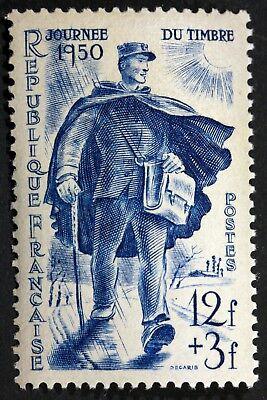 863 Mnh 1950 B4 Durchblutung GläTten Und Schmerzen Stoppen Frankreich JournÉe Der Stempel Briefmarke Neu Nr Briefmarken