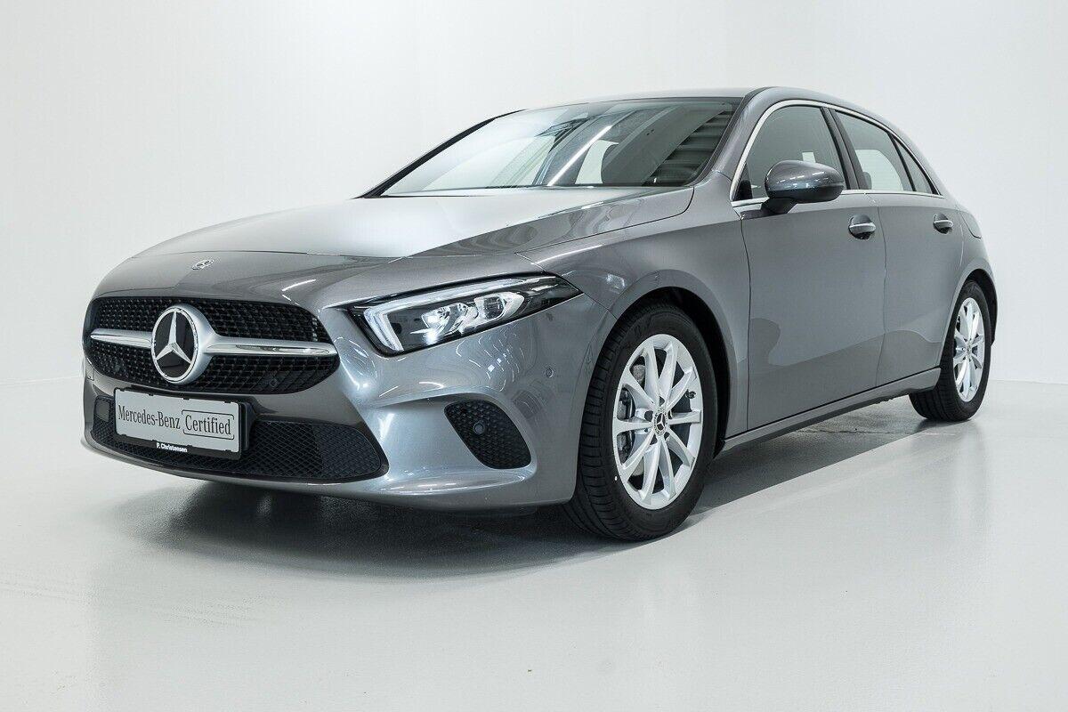 Mercedes A200 1,3 Progressive Line aut. 5d - 359.900 kr.