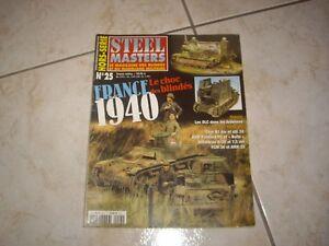 steel-Masters-n-25-hors-serie-france-1940-le-choc-des-blindes
