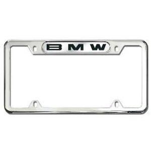 License Frame BMW OEM 82120439683