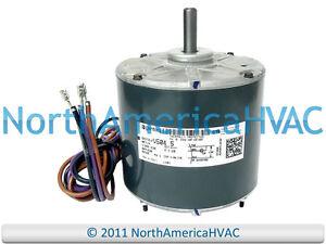 oem goodman janitrol amana condenser fan motor 1 4 hp b13400271simage is loading oem goodman janitrol amana condenser fan motor 1