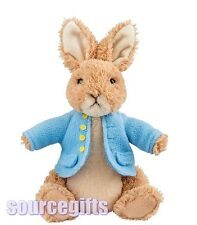 NEW * PETER RABBIT * 22cm MEDIUM SIZE PLUSH BY GUND A26420 FAST AND FREE POST