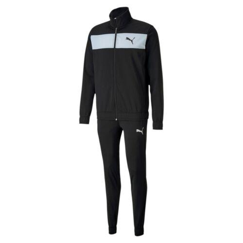 PUMA Herren Techstripe Tricot Suit cl Trainingsanzug Jogginganzug 581595