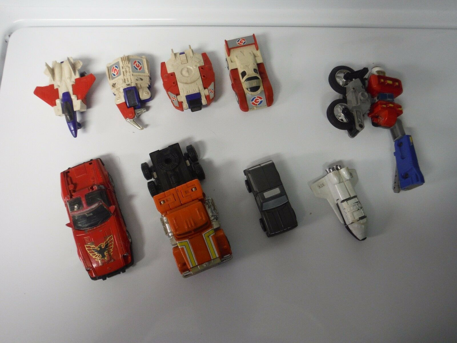 Super   GoBot Bandai Lot Staks 23 23 23 Scratch 38 Fairlady Spay-C Cy-Kill etc f2216e