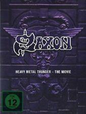 Heavy Metal Thunder: The Movie by Saxon (DVD, Dec-2012, 2 Discs, UDR)