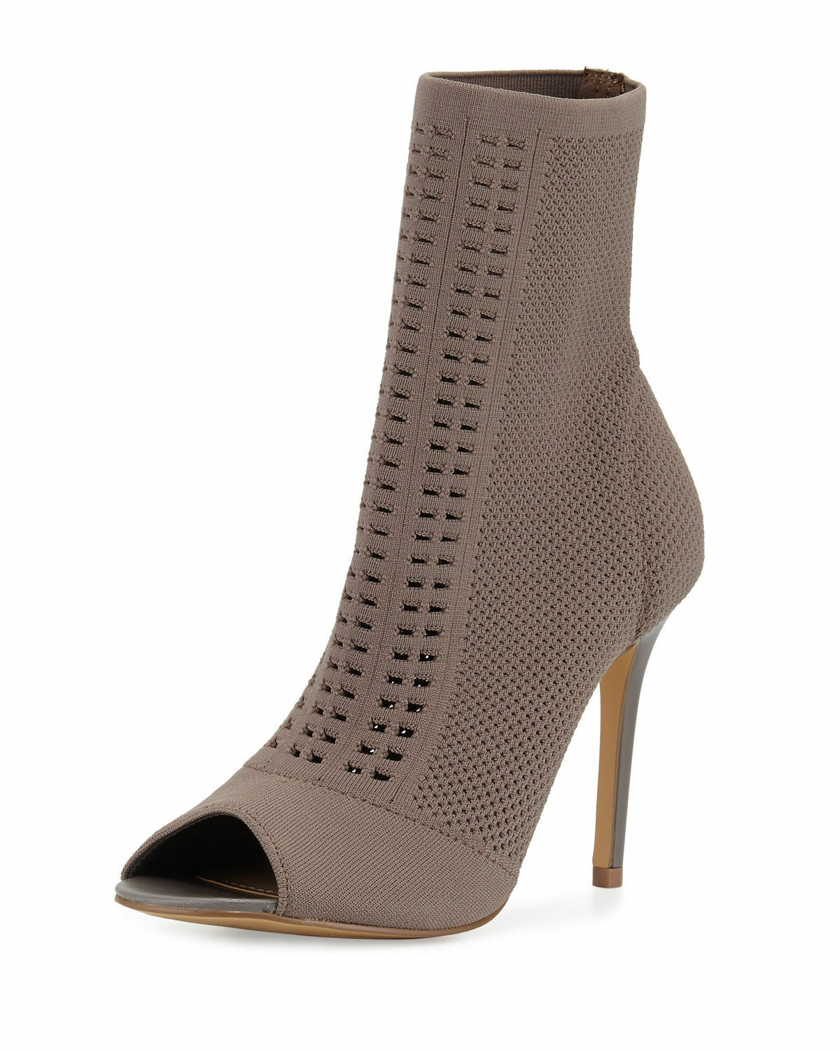 Charles by Charles David Rebellious Mesh-Knit Open-Toe new Bootie Größe 9.5 or 10 new Open-Toe b03f77