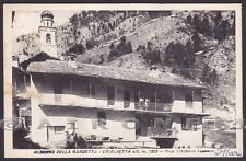 CUNEO ACCEGLIO 08 ALBERGO DELLA GARDETTA - CHIALVETTA - VALLE MACRA Cartolina