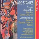 Richard Strauss: Complete Chamber Music, Vol. 9: Piano Trios, clarinet, cello, horn (CD, Apr-1997, Arts Music)