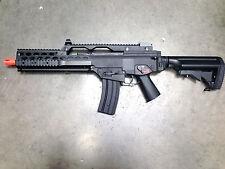 NEW Airsoft Gun JG G36 0938 G608-8 AEG Electric Rifle Tactical Rail M4 Magazine