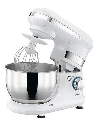 Design Küchenmaschine 4 Liter Melissa 16170006 Mixer Knetmaschine Rührgerät