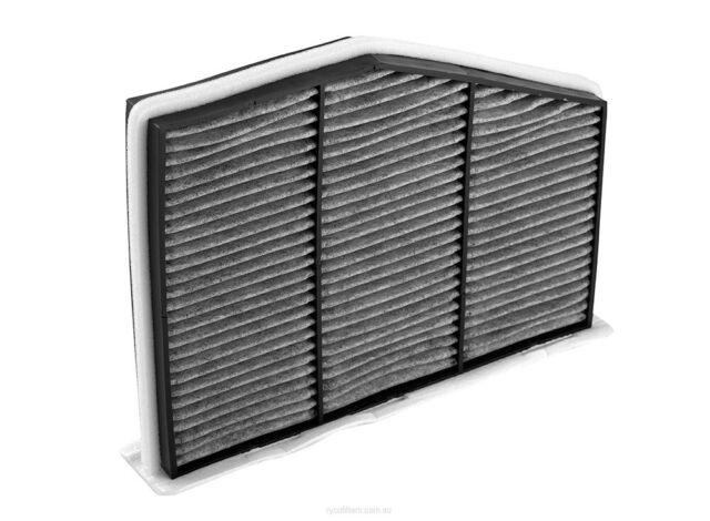 Ryco Cabin Air Pollen Filter RCA149C fits Volkswagen Beetle 1.4 TSI