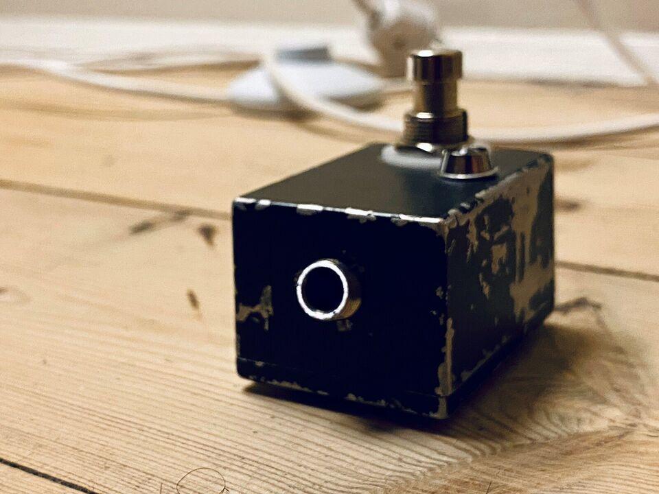 Favorite switch DIY Strymon favorite switch