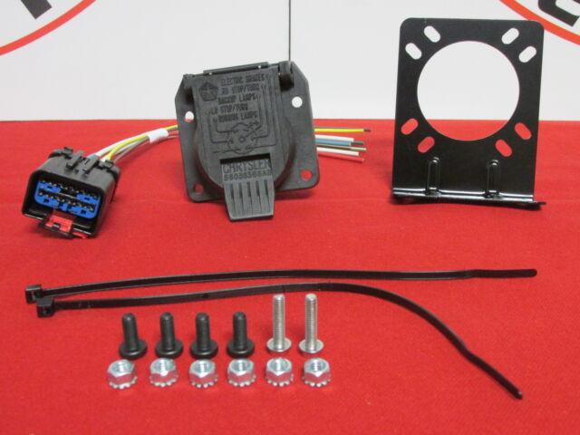 Genuine Mopar Trailer Tow Wire Harness Repair Kit 82209771AB for sale  online | eBayeBay