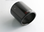 101mm Universal 100/% Rear Carbon Fiber Vehicles Exhaust Pipe Cover Accessories*1