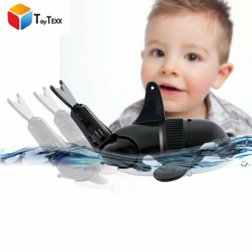 ToyTexx Floating Bath Toys Baby Whale Kids Baby Infant Toddlers Learn Play IC