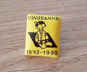 Pin ´S - El Judo Club de La Vingeanne (1201)