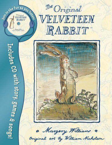The Velveteen Rabbit (Book & CD),Margery Williams, William Nicholson, Samuel We