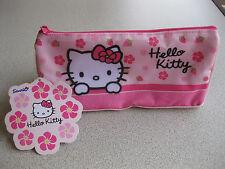 Hello Kitty - pencil case - Schlamperetui Mäppchen Schulmäppchen NEUWARE
