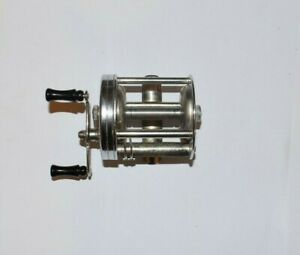 vintage shakespeare leader 1909 model fd level wind casting reel