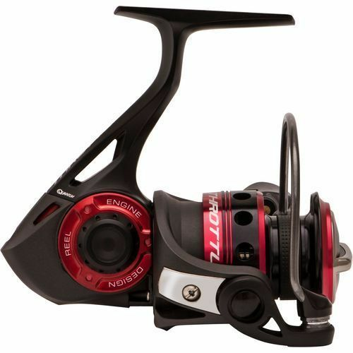 Quantum Thredtle Spinning Reel Ultralight Action TH40,BX3  5.3 1  10+1 bearings